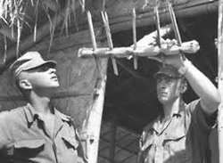 an analysis of artillery used in the vietnam war Related story: guitar used to write i was only 19 donated to war memorial the  battle of long tan in a rubber plantation in south vietnam in 1966 could have  been an  along with a three-man new zealand artillery team, entered the long  tan rubber plantations  top headlines, analysis, breaking alerts.